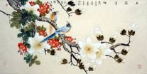Chinese Magnolia Paintings