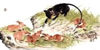 Chinese Mouse Paintings