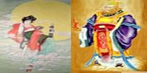 Chinese Other Mythological Characters Painting