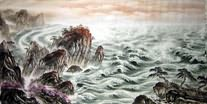 Chinese Sea Paintings