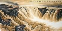 Chinese Yellow River Paintings